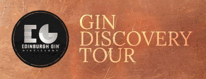 Discovery-Tour-Edinburgh Gin Distillery Tours