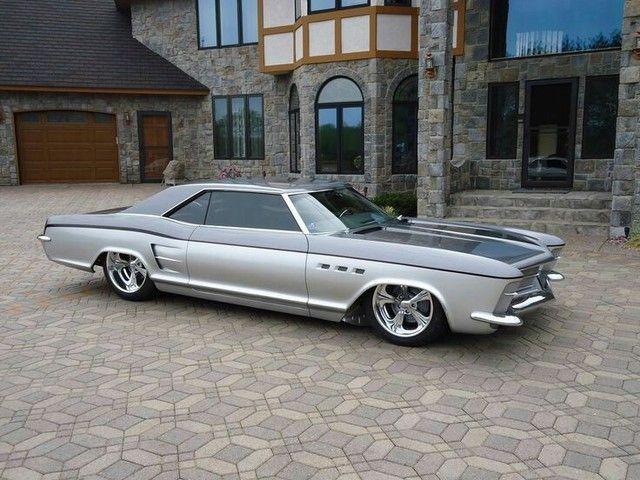 1963 Buick Rivera