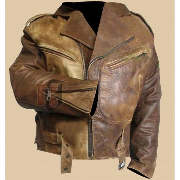 Passenger 57 John Cutter (Wesley Snipes) Leather Jacket