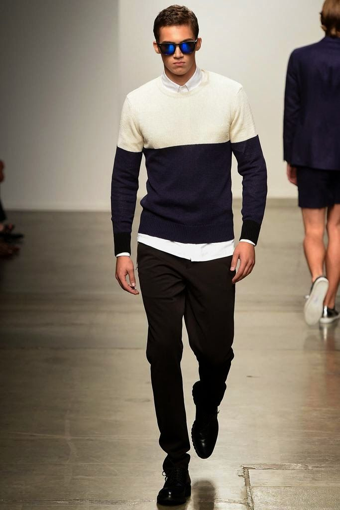 Ovadia & Sons Spring/Summer 2015 - New York Fashion Week