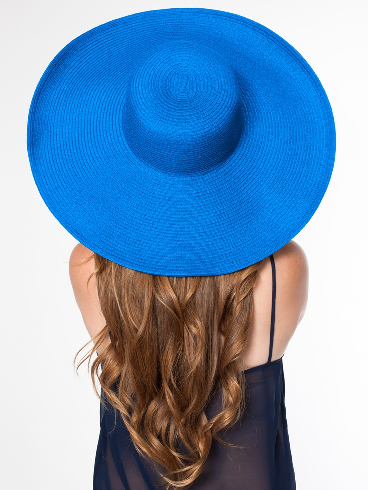 American Apparel - Floppy Summer Hat: A great price for a summer hat, and it comes in every color!