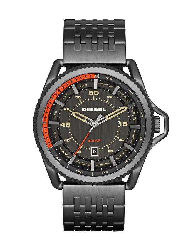 diesel orologi uomo DZ1719 ROLLCAGE, America Silver