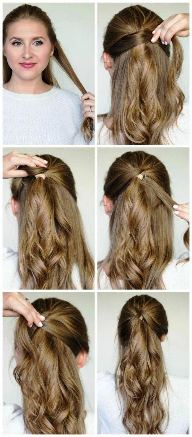 the best simple hairstyles #easyhairstylesupdo | easy