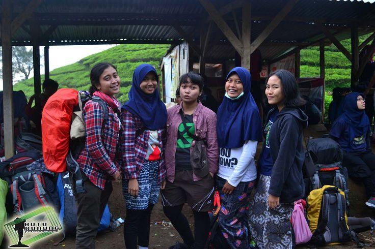 trip cikuray 2015