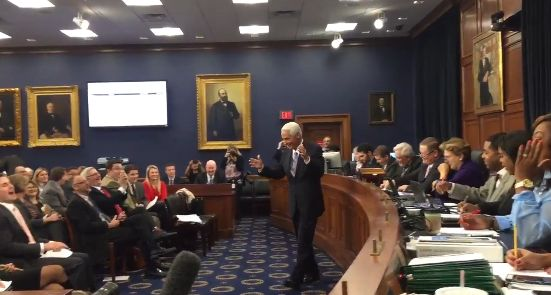 Colleagues erupt in applause when karma bites newly minted Democrat Charlie Crist
