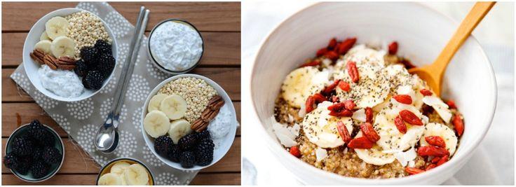 5 tipov na fit raňajky, z ktorých nepriberiete - KAMzaKRÁSOU.sk