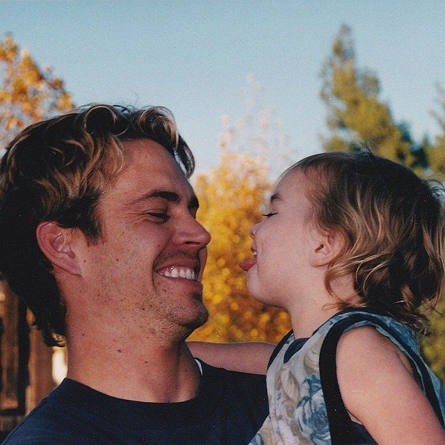 See All of Meadow Walker's Throwback Photos With Her Dad, Paul
