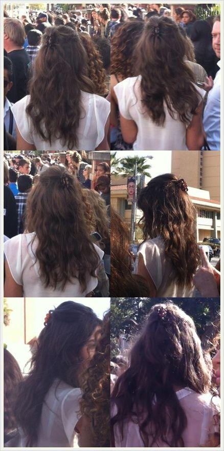 I love Eleanor's hair
