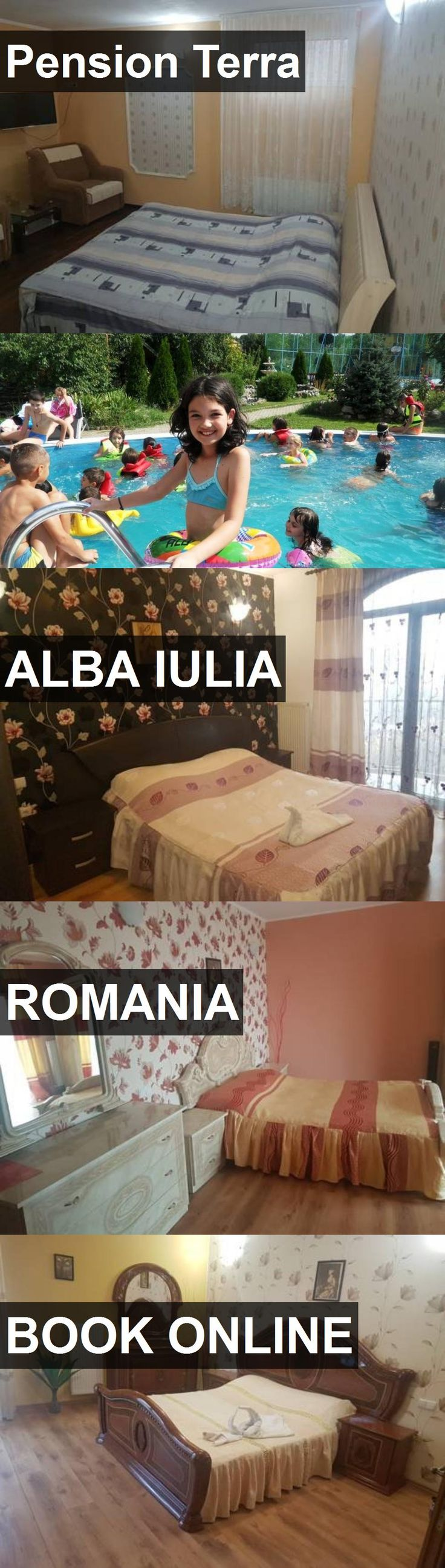 Hotel Pension Terra in Alba Iulia, Romania. For more information, photos, reviews and best prices please follow the link. #Romania #AlbaIulia #travel #vacation #hotel