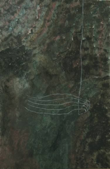 "Saatchi Art Artist Alexandru Ilea; Painting, ""Drizzle"" #art"