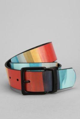 Vans Prado Reversible Stripe Belt