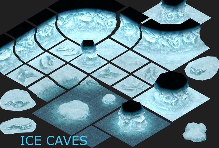 game terrain tile   Darren Lamb - Portfolio