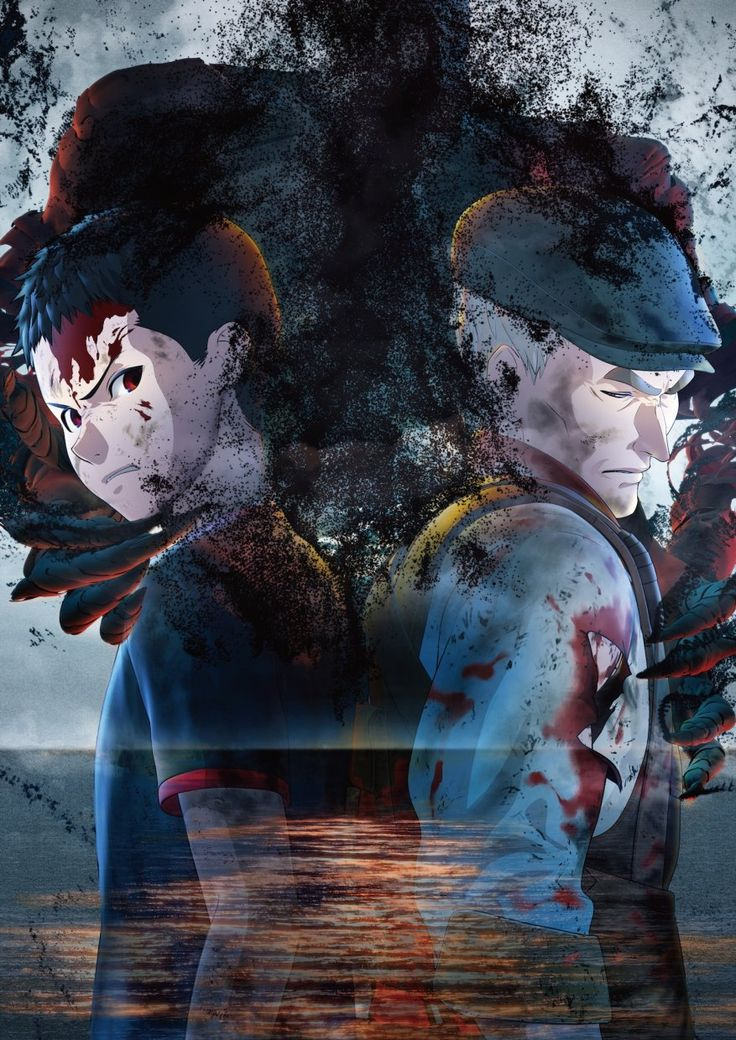 Imagen promocional de la película Ajin Part 3: Shougeki.