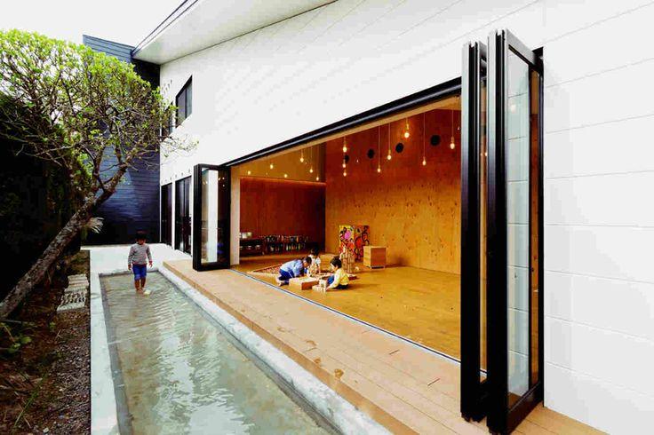 Детский сад и ясли в Японии
