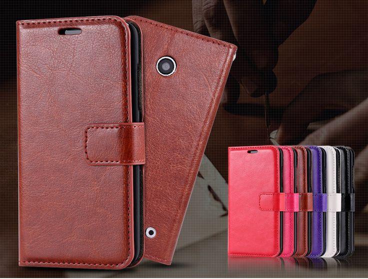 Чехол для Nokia Lumia 630 635 N630 N635 полиуретан кожа, n630 перевёрнутый бумажник чехол роскошь полный тело защитить раковина карта вмонтированная стойка чехол купить на AliExpress