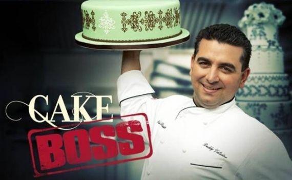 Buddy Valastro, do reality show sobre culinária Cake Boss, estará no Brasil para fazer uma apresentacão sobre técnicas de confeitaria.
