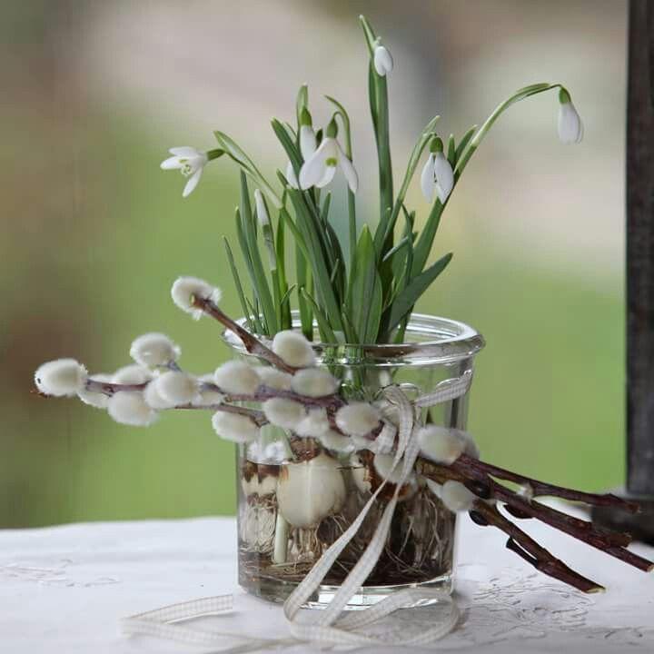 Frühlings-Deko