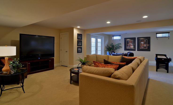 basement rec basement ideas living family rooms the empress interior