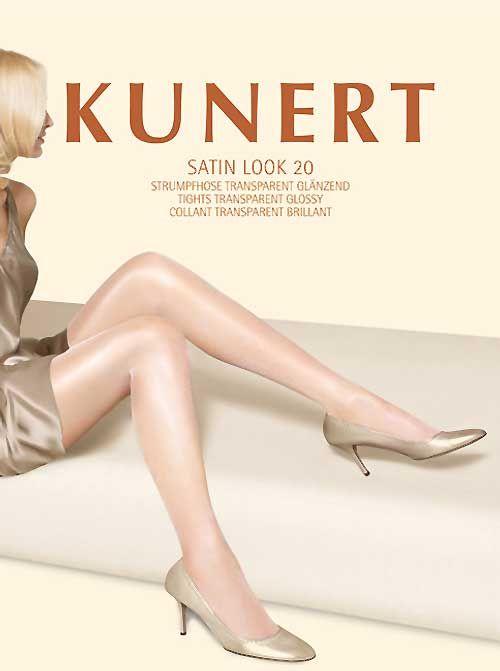 Kunert Satin Look 20 Denier Tights | UK Tights