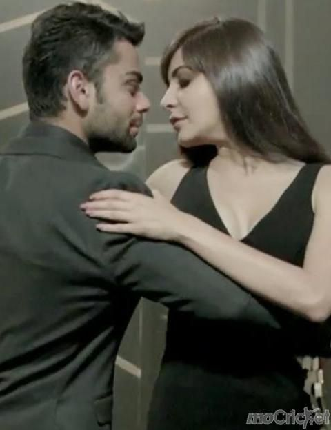 Anushka Sharma and Virat Kohli's relationship is no secret now. Though the two try to keep it under wraps! Get hot pictures and images on http://mocricket.com/
