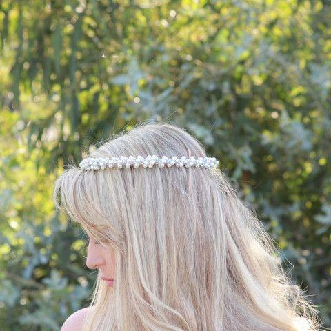 Margarites Stefana | Greek Wedding Crown
