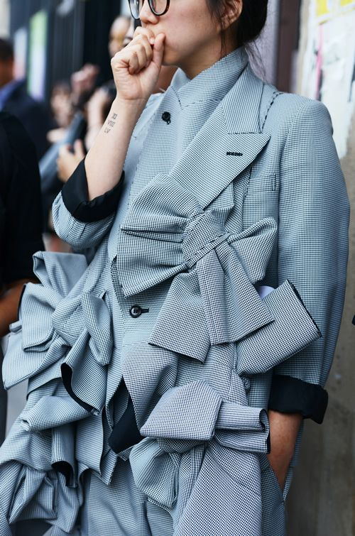 Miss Margaret Cruzemark : Streetstyle galore : check out the best looks out there