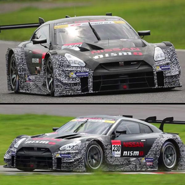 Nissan News Nissan Has Revealed The And Final Race Car Of The