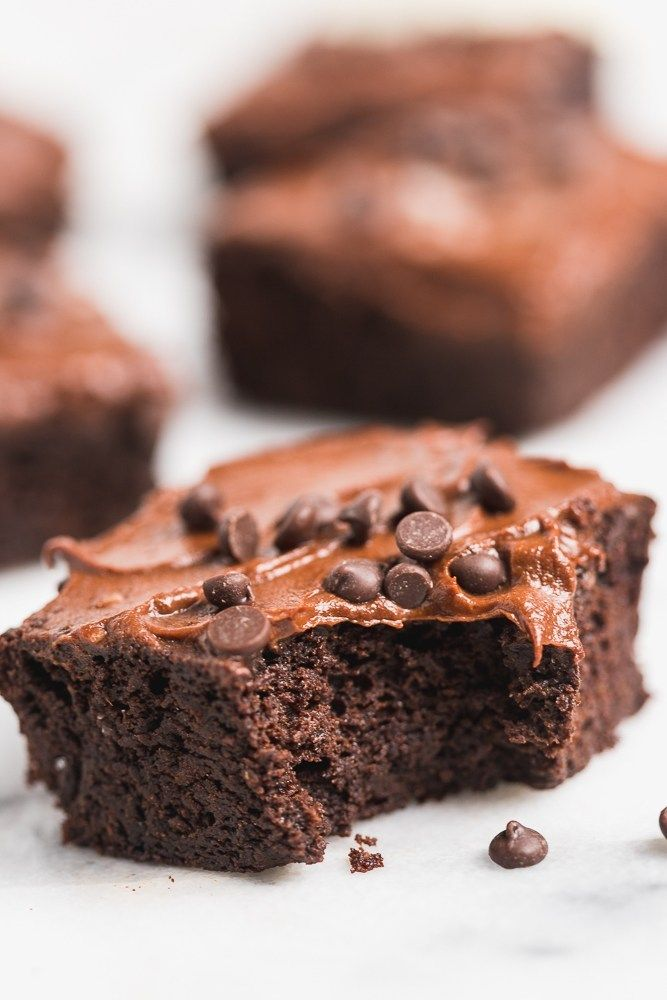 The Best Healthier Brownies Danilicious Recipe Sweet Potato Chocolate Healthy Brownies Brownie Recipes Healthy