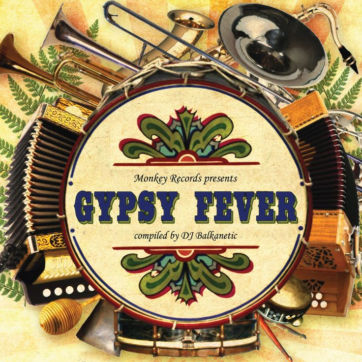 Various Artists - Gypsy Fever (Monkey Records) [Full Album]