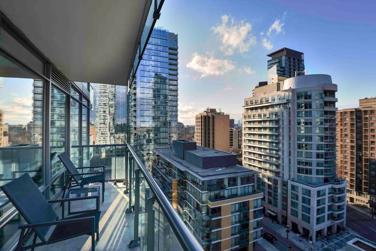 Check out this awesome listing on Airbnb: Stylish Modern Yorkville Condo - Apartments for Rent in Toronto