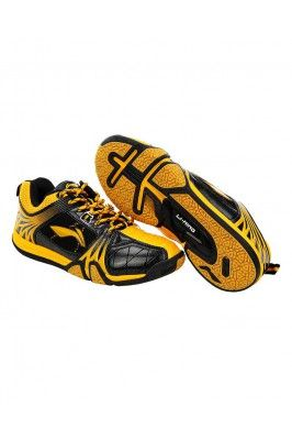 Speed up yourself in the game court with these Li-Ning Aytj085-2 Black and Yellow Badminton Shoes #badmintonshoes #badmintonaccessories #sportsshoesonline #shoesonline #sportsaccessories Shop here- https://trendybharat.com/sports/badminton/badminton-shoes/li-ning-aytj085-2-badminton-shoes-in-black-yellow-badmintonshoes-li-ning-aytj085-2-blackyellow-10