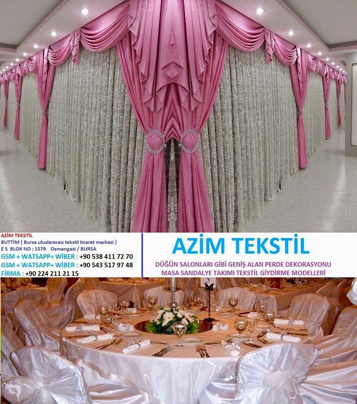düğün salonları masa sandalye süslemesi yapan tekstil firmaları - masa sandalye kumaş kaplama