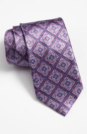 Ermenegildo Zegna Woven Silk Tie available at Nordstrom