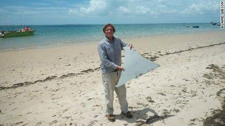 Blaine Gibson: A one-man hunt for MH370 - CNN.com
