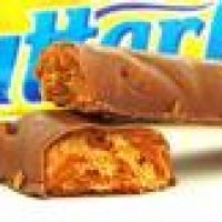 Butterfinger Candy Bars Recipe - taste and texture of the real thing!