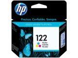 Cartucho de Tinta HP Colorido 122 - Original
