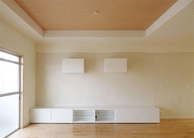 「自然の豊かさにつつまれるやさしい家のリビング収納」プロダクトNo.26799