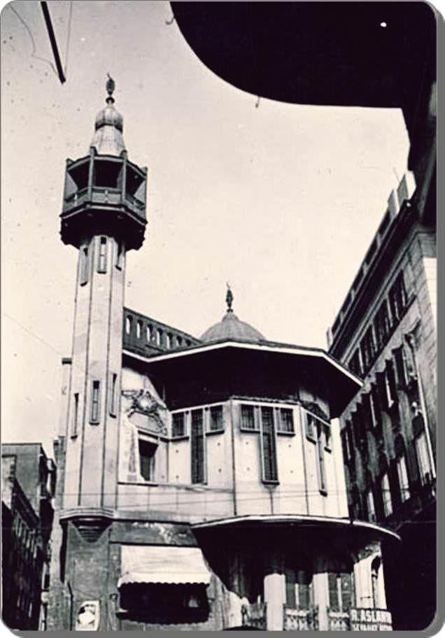 Karaköy Camii - 1930