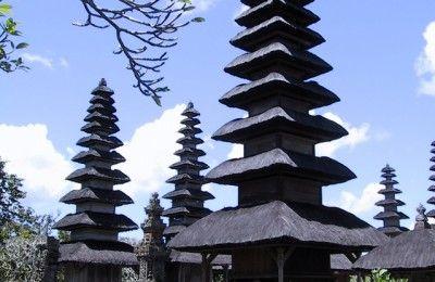 Paket Besakih tour - Taman Ayun Bali
