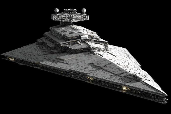 Gwiezdny Niszczyciel typu Imperial