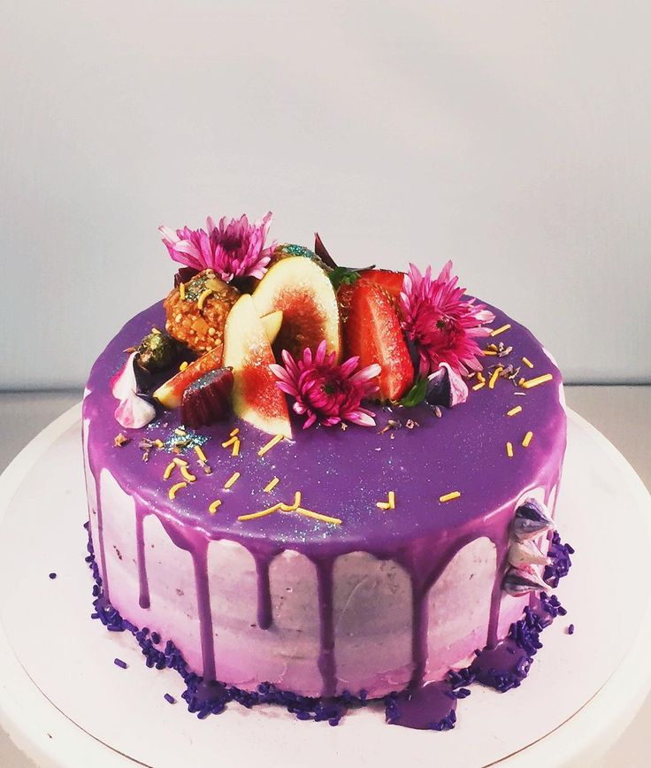 "441 Likes, 18 Comments - My Little Panda Kitchen  (@mylittlepandakitchen) on Instagram: ""Our lovely Nikki's mum is a lady after my own heart. Purple on purple on purple! Vanilla chai and…"""