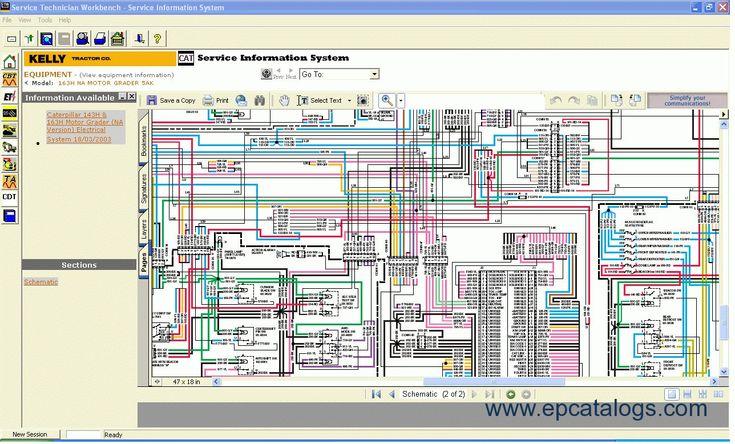 Caterpillar C15 Cat Engine Wiring, 3406 Cat Engine Wiring Diagram