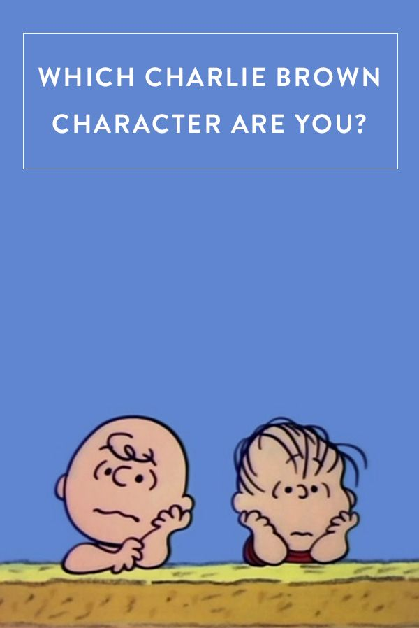 Quiz: Which Charlie Brown Character Are You? Maybe you're Lucy or Linus? A fun game to play ahead of Thanksgiving.