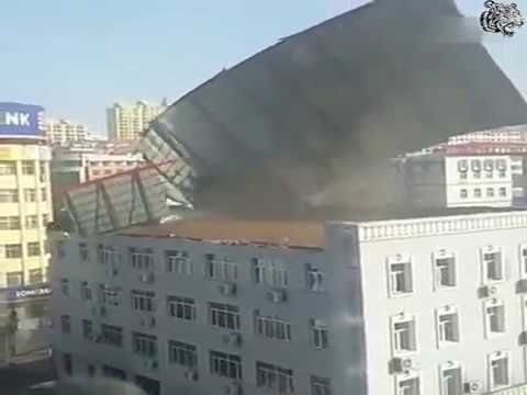 Roof made in China | firefighting