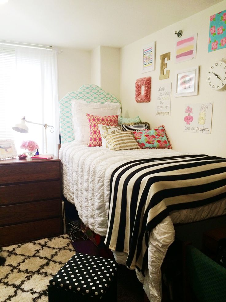 Dorm Room: 25+ Best Ideas About Preppy Dorm Room On Pinterest