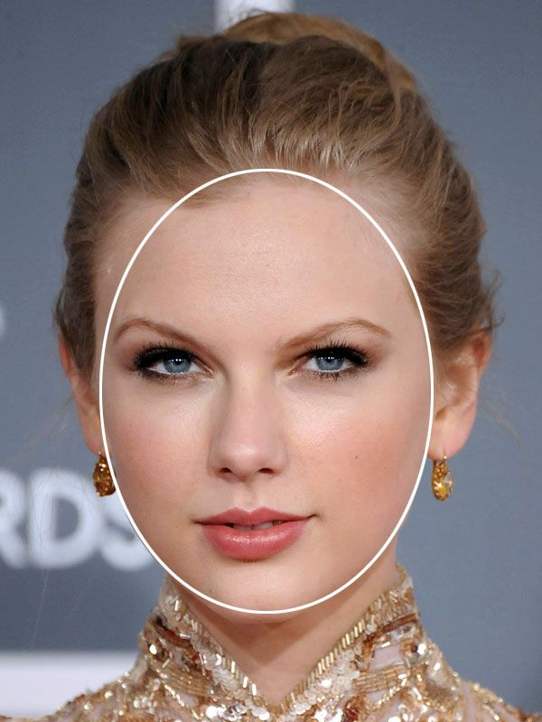 The Best And Worst Bangs For Oval Faces Oval Faces