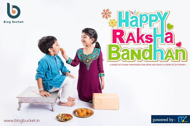 """Threads of Protection: Rakshabandhan"" - Rakshabandhan is the festival that celebrates the sacred bond between a brother and sister. Indeed a true celebration of the sibling love is depicted during the festivity of the Rakshabandhan. The relation ship of brother and sister is marked in the Northern part of the India by the celebration of this auspicious occasion.... read more at http://blogbucket.in/threads-protection-rakshabandhan/ #rakshabandhan #bhai #behan #rakhi #fastival #indian"