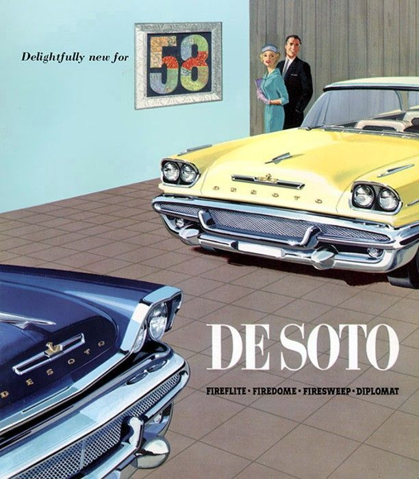 100 Best Images About DeSoto On Pinterest