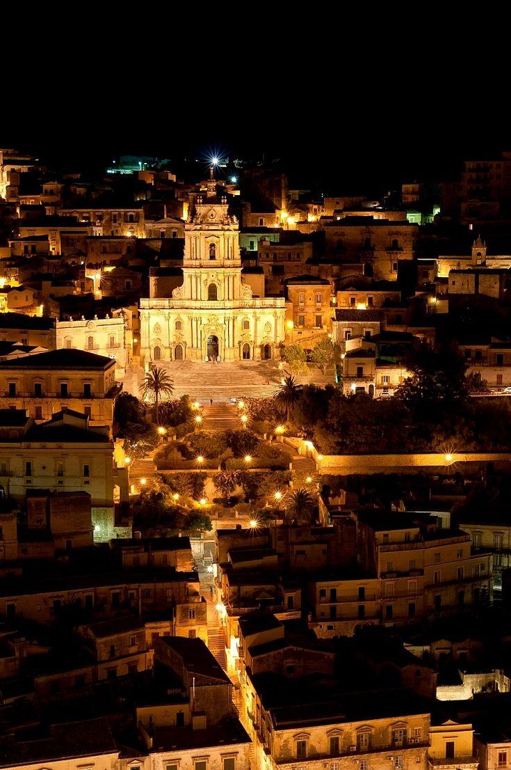 Modica (Ragusa), Sicily, Italy