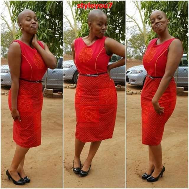 shweshwe dresses 2016 Archives - Page 3 of 14 - style you 7